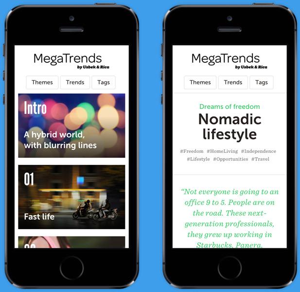 MegaTrends by Usbek & Rica